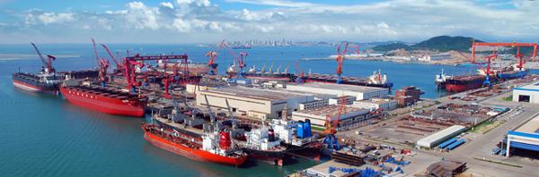 青岛北海船舶重工有限责任公司